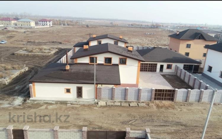6-комнатный дом, 269.6 м², 7.56 сот., 1 Мкр 57 за 42 млн 〒 в Жибек Жолы
