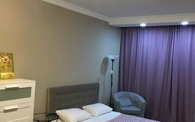 1-комнатная квартира, 50 м², 14 этаж посуточно, Сарайшык 7 — Акмешит за 8 000 〒 в Нур-Султане (Астана), Есиль р-н