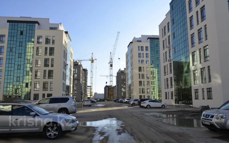 2-комнатная квартира, 58.3 м², 5/9 этаж, Кайыма Мухамедханова 11 за 22.5 млн 〒 в Нур-Султане (Астана), Есиль р-н