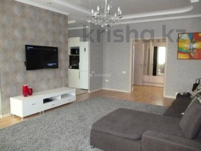 2-комнатная квартира, 80 м², 7/16 этаж, Айманова за 38.5 млн 〒 в Алматы, Бостандыкский р-н