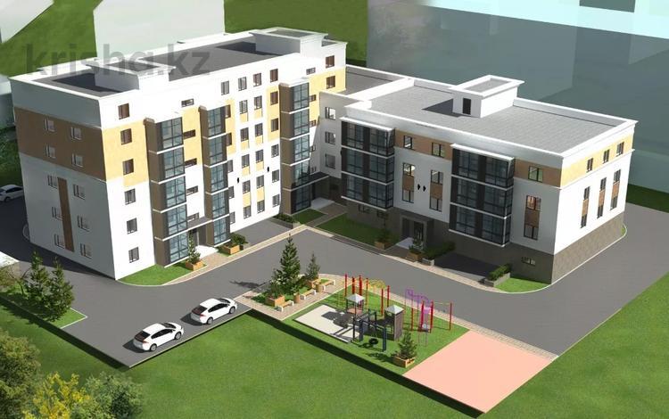 1-комнатная квартира, 36.4 м², Пригородный 10/2 за ~ 6.6 млн 〒 в Нур-Султане (Астана)