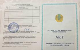 Участок 5 га, КазЦИК за 124.5 млн 〒